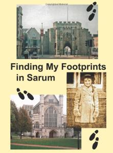Finding my Footprints in Sarum